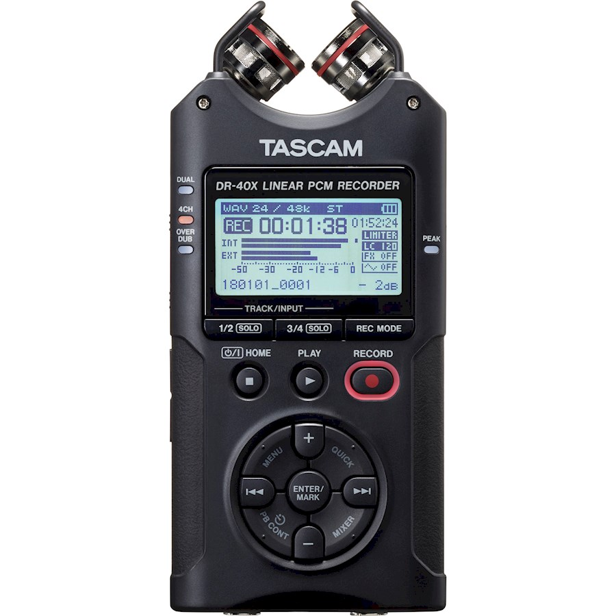 Rent Tascam DR-40 v2 audio ... from Sarmad