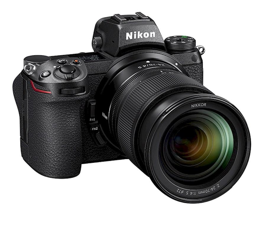 Rent a Nikon Z6II systeemcamera  (24-70 f4- + FTZ-kit) in Beverwijk from Nikon
