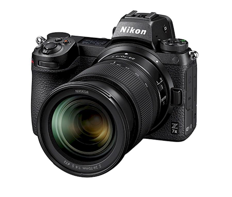 Rent a Nikon Z7 II  systeemcamera ( (24-70 f4- + FTZ-kit) in Beverwijk from Nikon