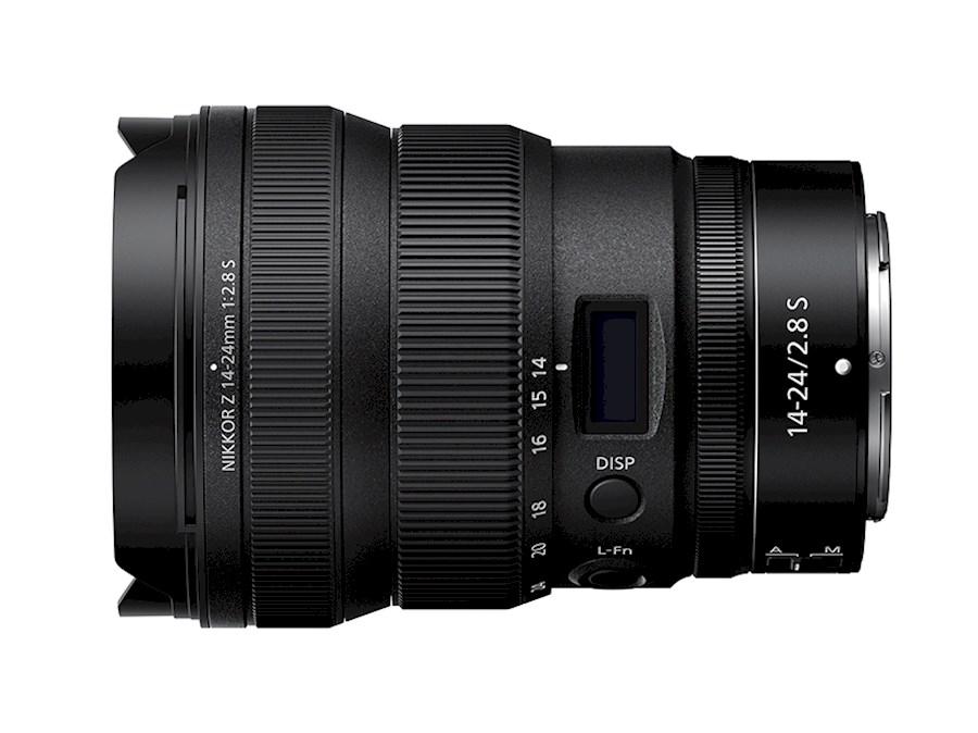 Rent a Nikkor Z 14-24mm f2.8 in Beverwijk from Nikon