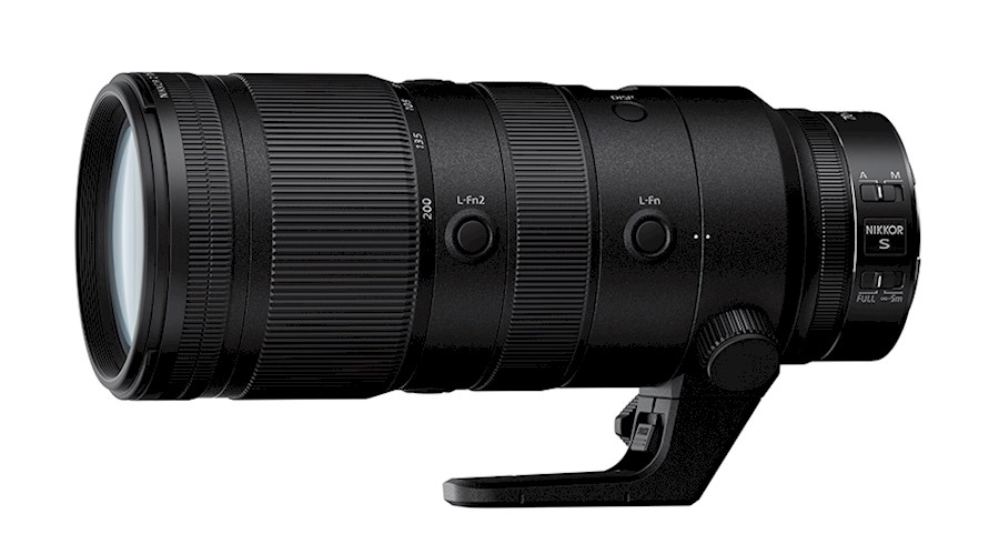 Rent a NIKKOR Z 70-200mm f2.8 VR S in Beverwijk from Nikon