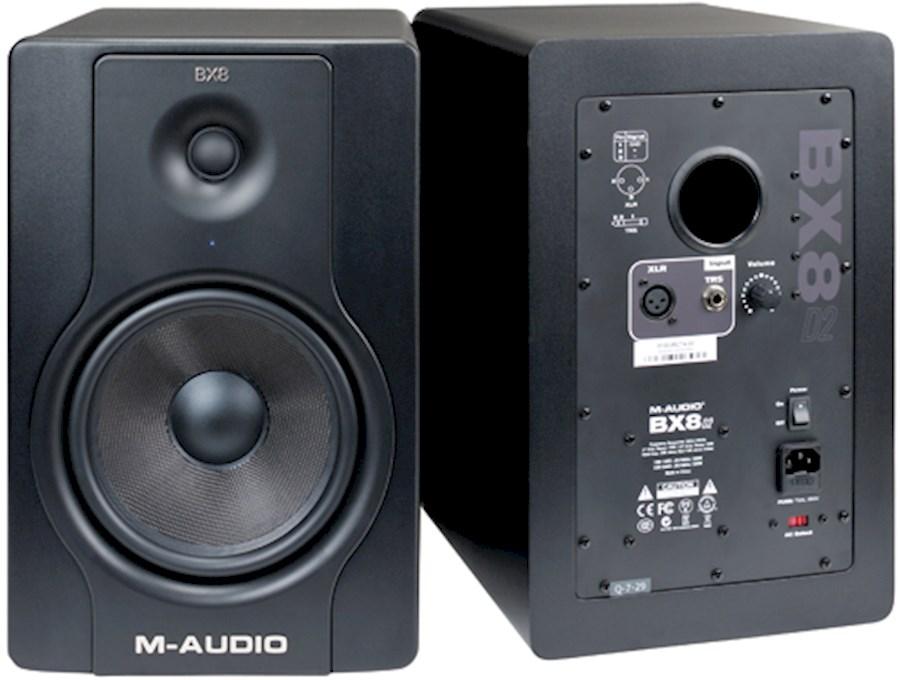Rent M-Audio BX5 D2 actieve... from Nik