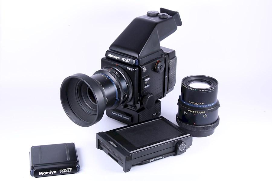 Rent Mamiya RZ67 Pro II +AE... from Joris