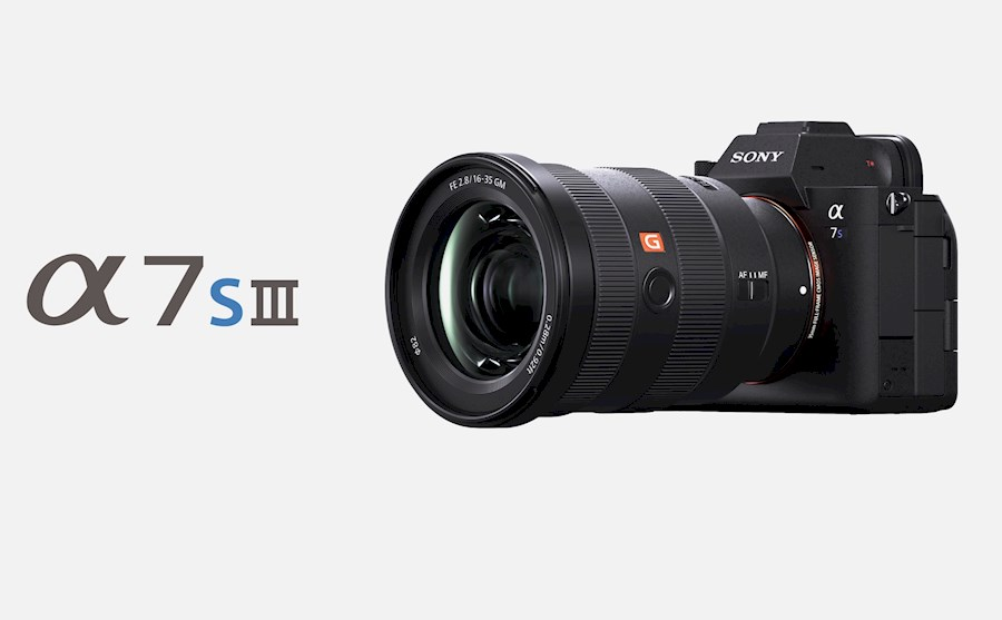Rent Location Sony A7S III from Alexandre