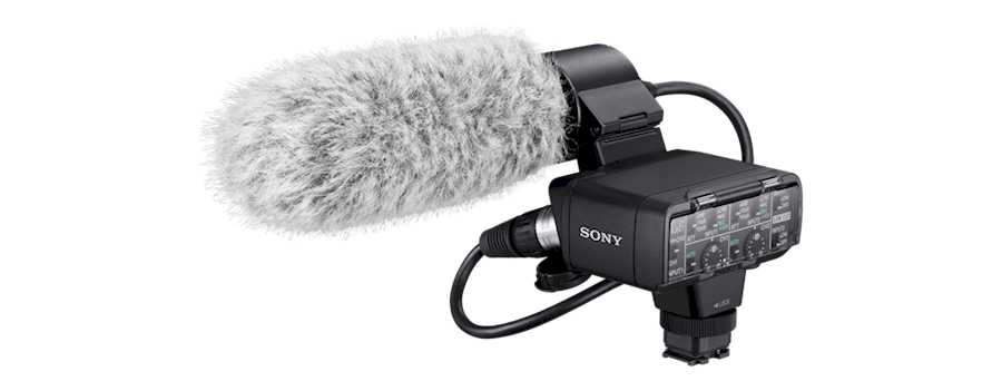 Rent Sony XLR-K2M set from VOF Of My Life