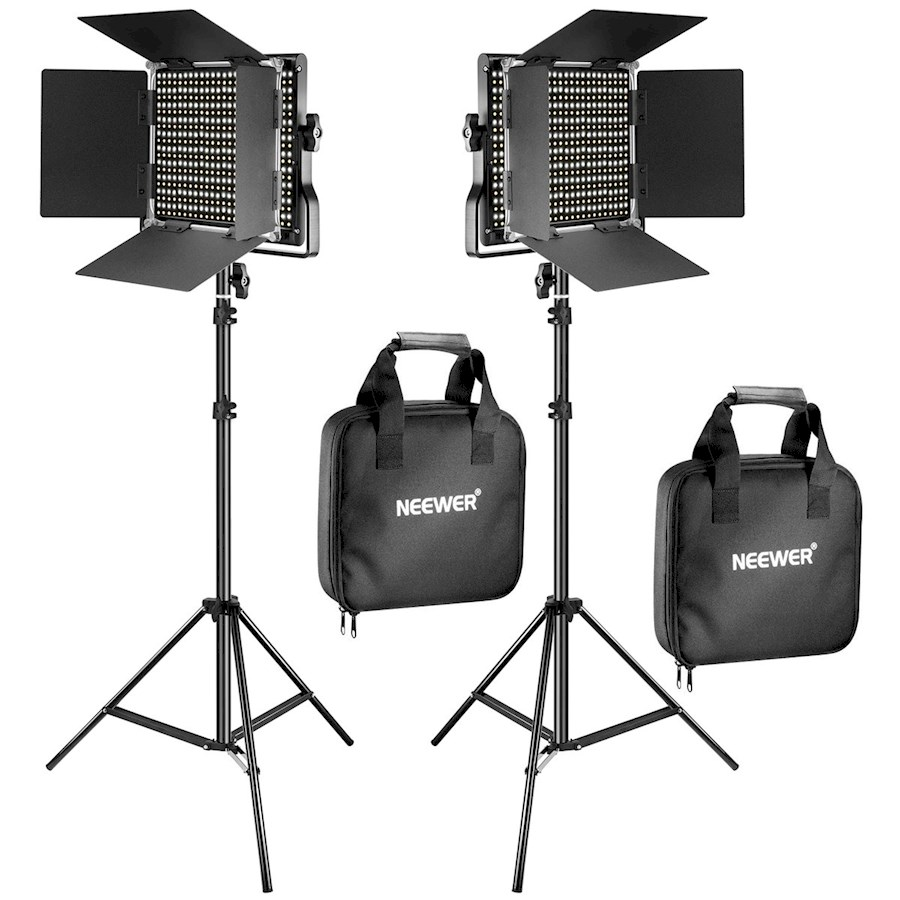 Rent Video Light and Stand ... from Mick