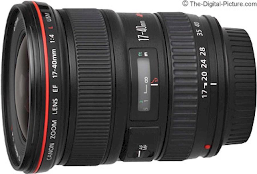 Louez Canon EF 17-40 F4.0L U... de Omkar