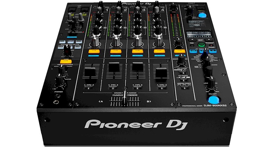 Rent Pioneer DJM 900 NXS 2 from VOF Of My Life