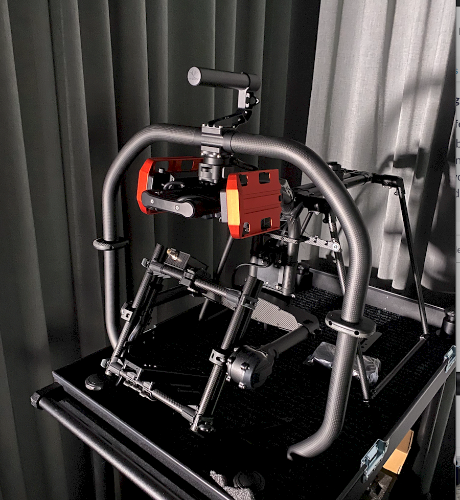 Rent Movi Pro Full equipped from Gideon