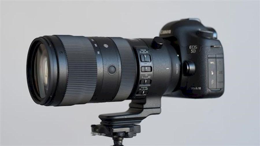 Huur Sigma 70-200mm F/2.8 D... van Else