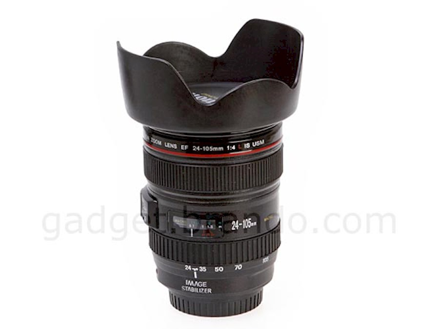 Rent Canon EF 24-105mm f/4L... from Else