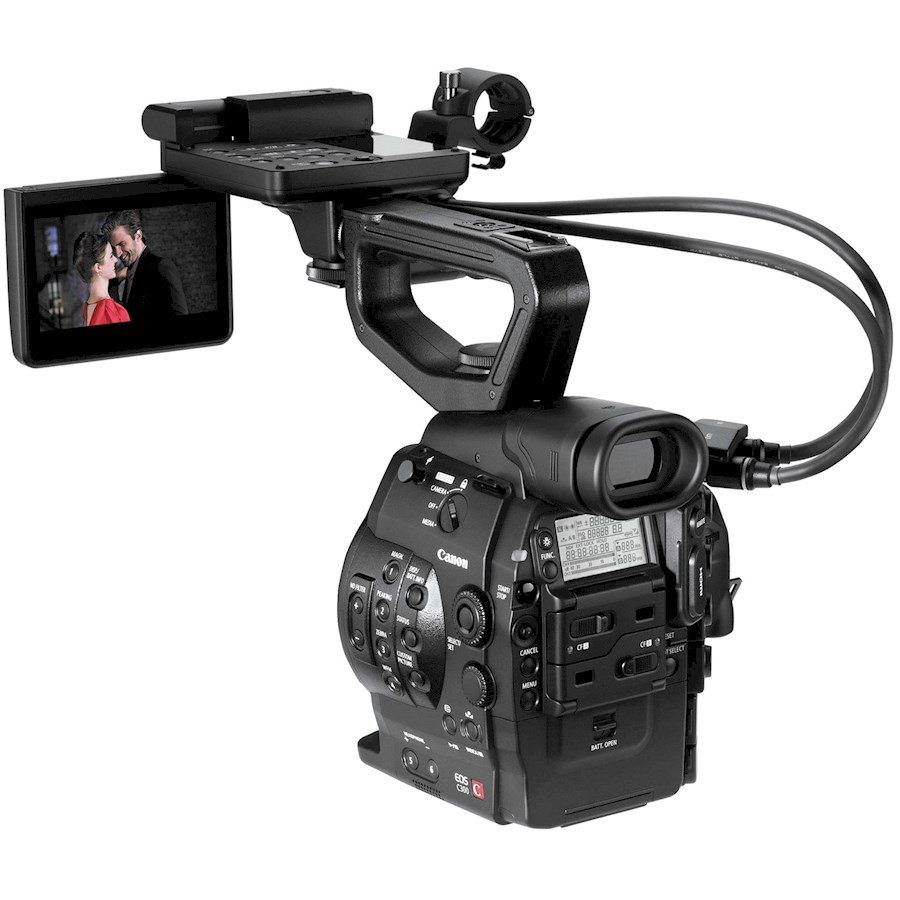 Rent Canon C300 (MK1) from Marc