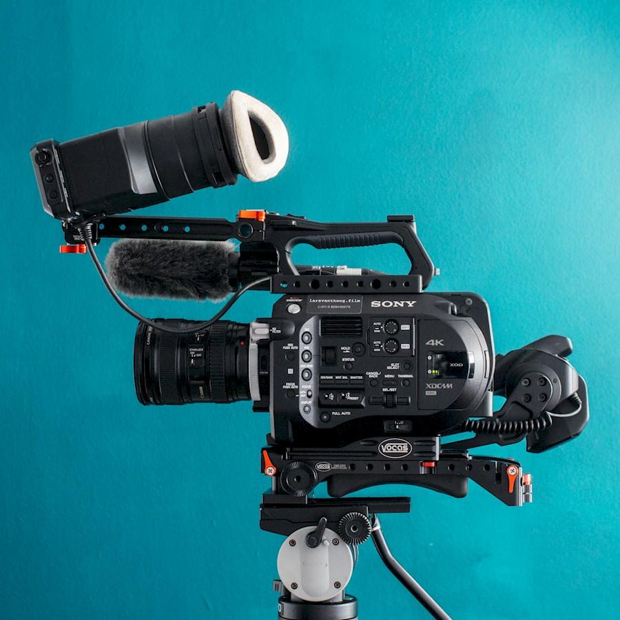 Rent a Sony FS7 set met Speedbooster en Canon 24-105L in Amersfoort from Lars