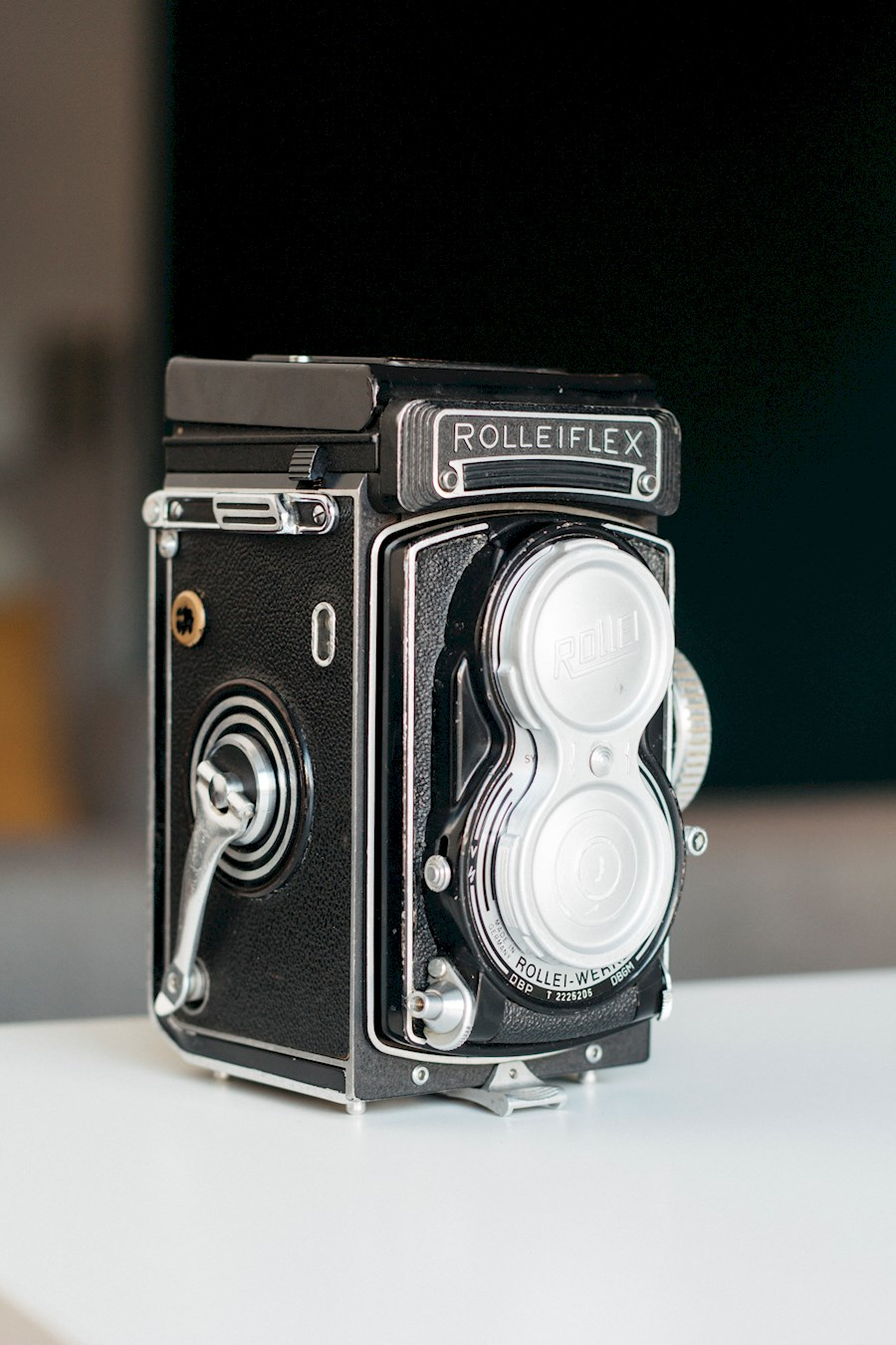 Rent Rolleiflex T (SIII) from Lars