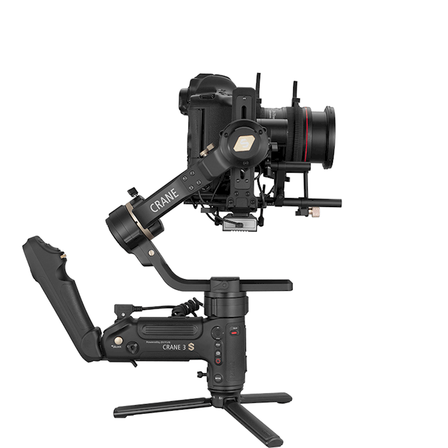 Rent a Zhiyun Crane 3S in Aalst from Comm.V Charles Pacqué Visuals