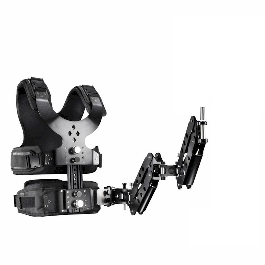 Rent a Steadycam Vest & Arm I / Harnas + Arm Walimex 19549 in Amsterdam from M.E. Wooding