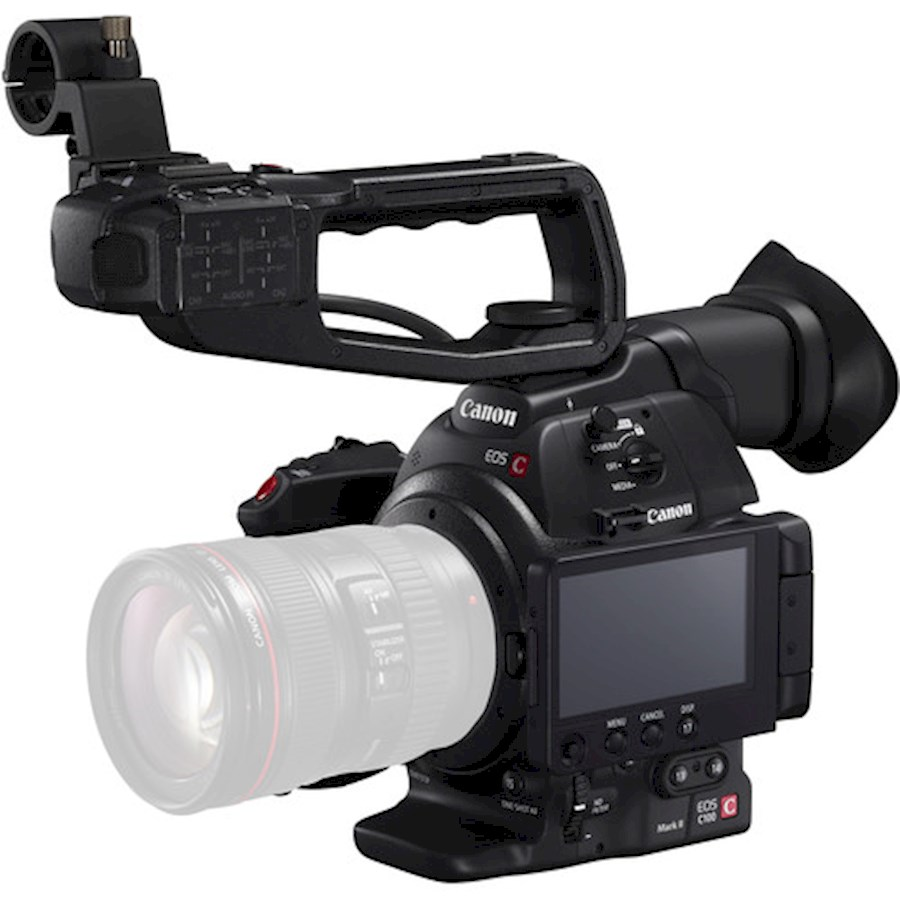Rent a Canon C100 Mark II in Bruxelles from Giel