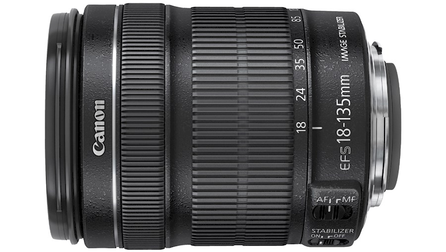 Rent Canon EF-S 18-135mm f/... from Giel