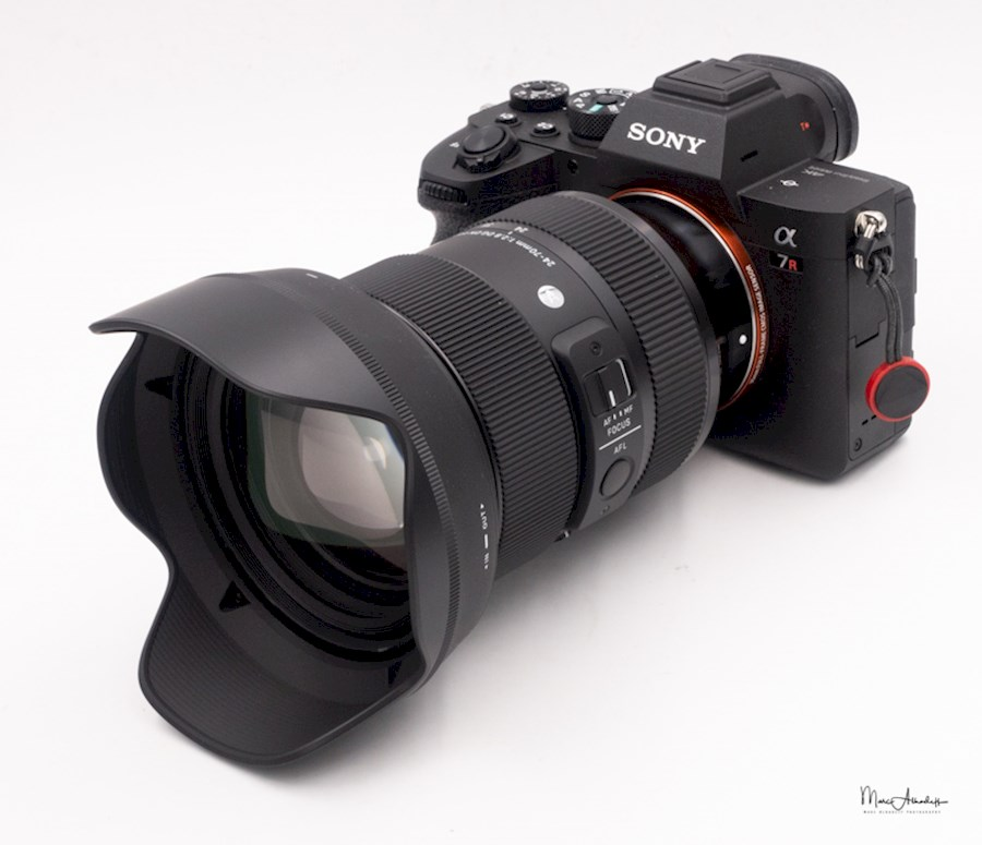 Rent Sony A7S III + Sigma 2... from Jannes
