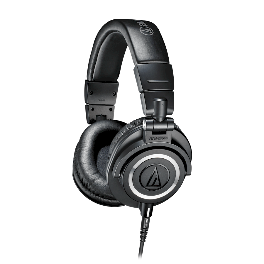 Rent a Audio Technica ATH-M50x koptelefoon in Soest from Huib