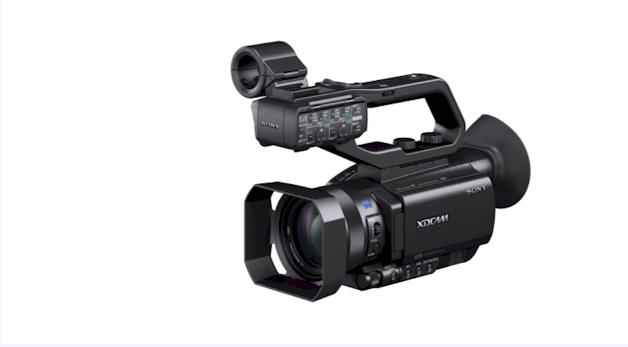 Rent a Sony PXW-X70 in Zoetermeer from Bobby