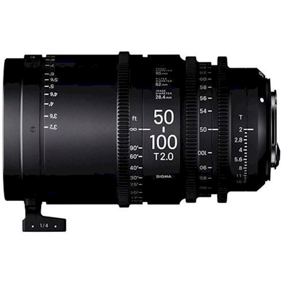 Huur een Sigma 50-100mm T2 High Speed Zoom Cine Lens - PL Mount in Zoetermeer van Bobby