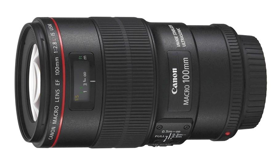 Huur Canon 100mm F/2.8 L IS... van Alexandre