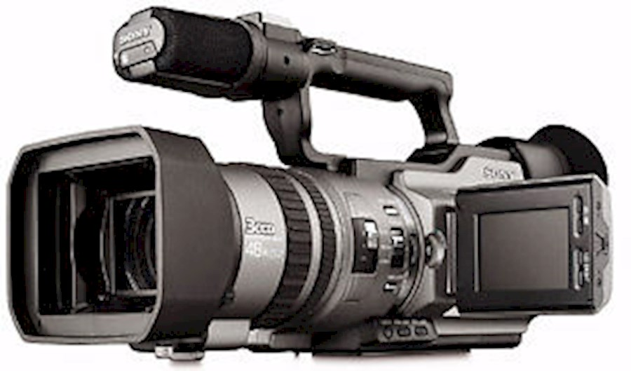 Rent Sony VX2100 from Thiago