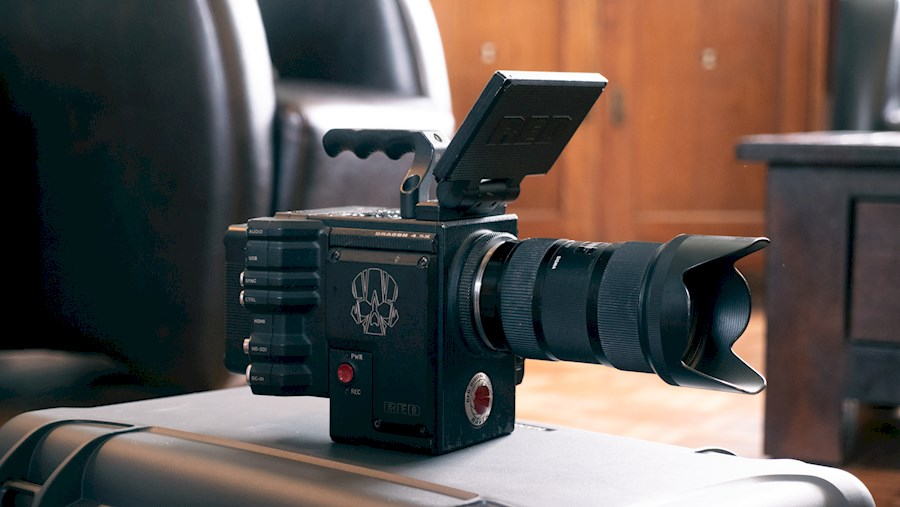 Rent RED Raven 4.5k 120fps ... from Wouter