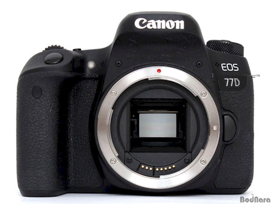 Rent a Canon EOS 77D in Emmen from Tim