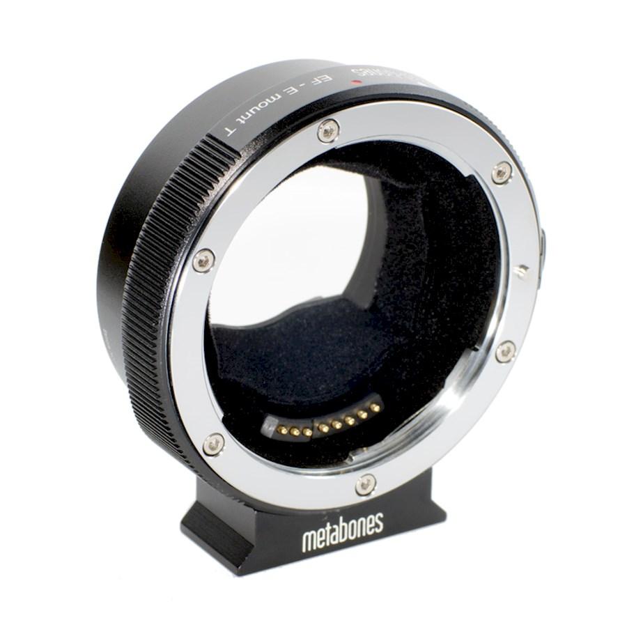Huur Canon EF Lens to Sony ... van Kostas