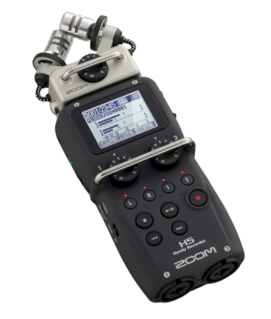 Rent Zoom H5 Audio Recorder from SJOERD WESS