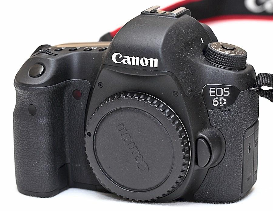 Louer un(e) Canon 6D à Brugge de Anton