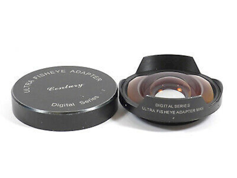 Rent a Century Precision Optics Xtreme Fisheye Adapter Lens in Diest from Thiago