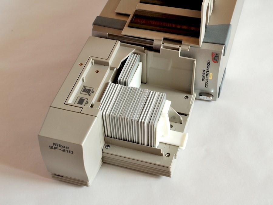 Rent a Nikon supercoolscan 5000 ED in Ewijk from Jeroen