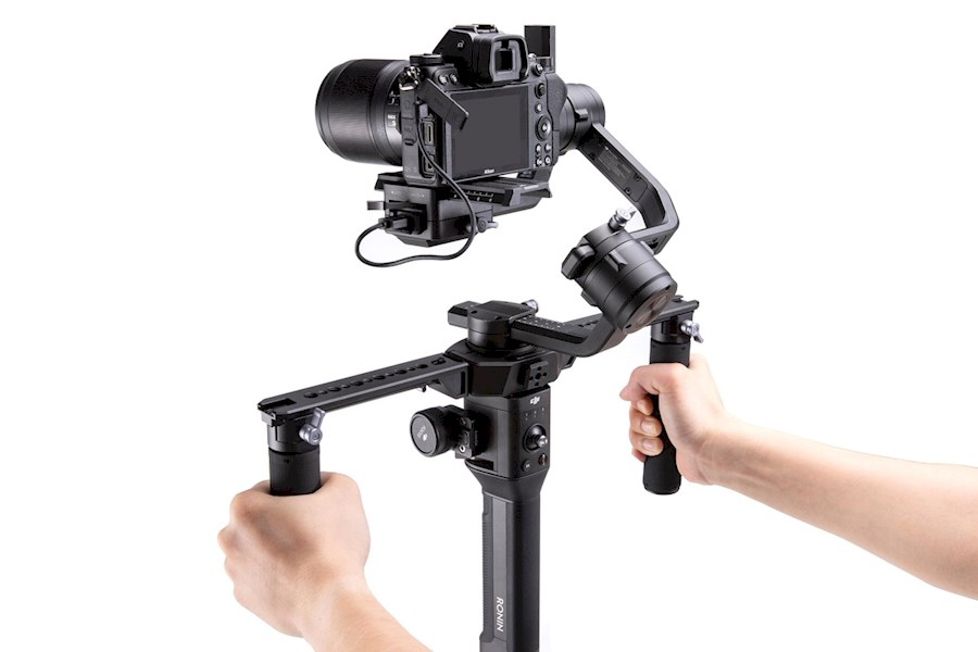 Rent DJI Ronin S + Dual handle from Armando