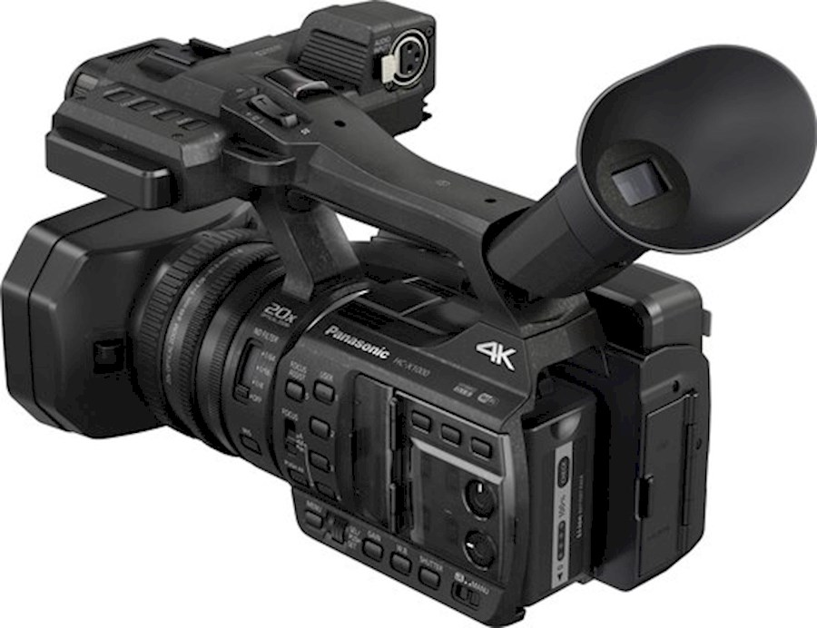 Rent a Panasonic HC-X1000 in Mortsel from Dirk