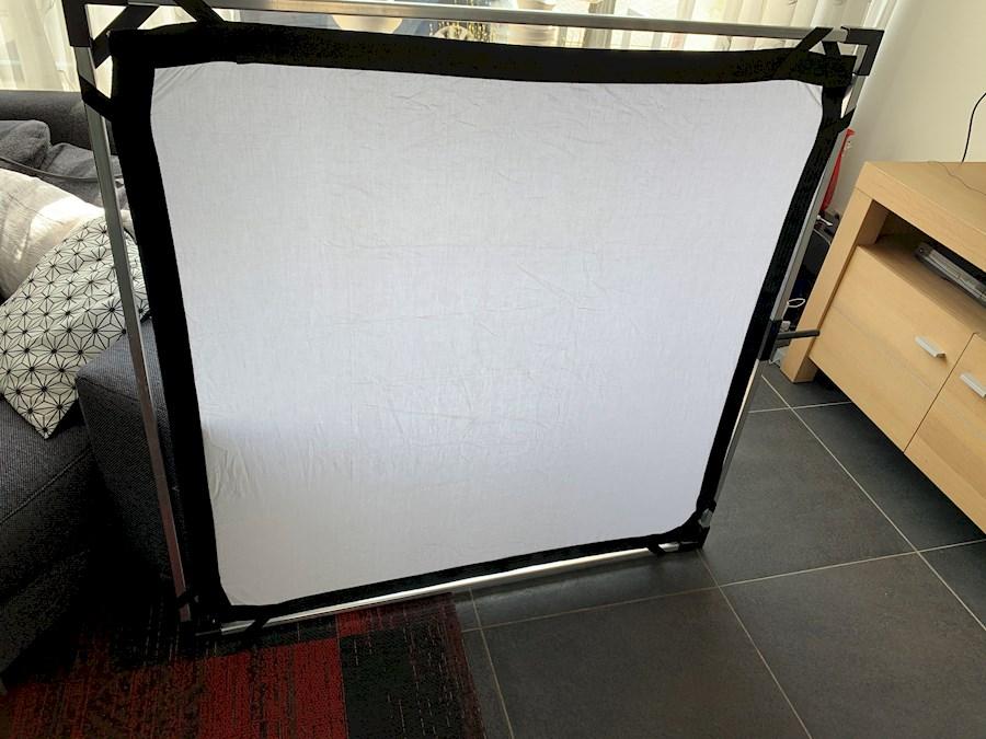 Huur 4x4 Diffusie doek wit van Joeri
