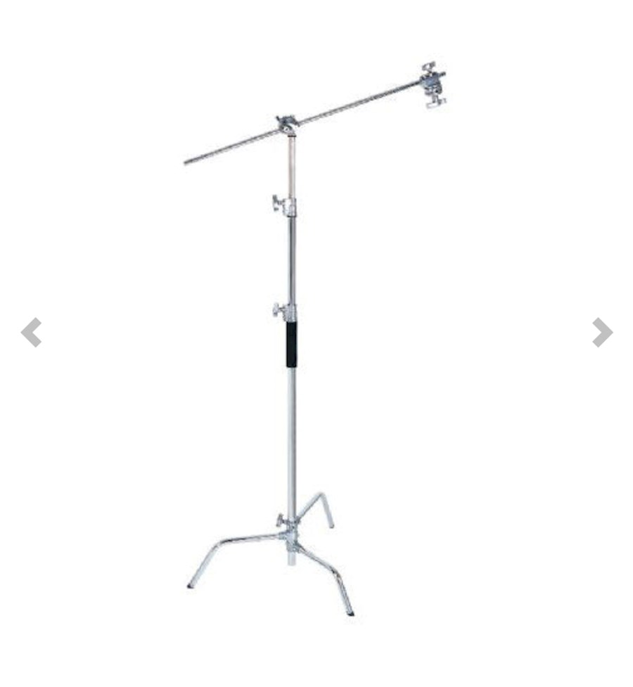 Rent Statief Falcon C-stand... from Kaylee