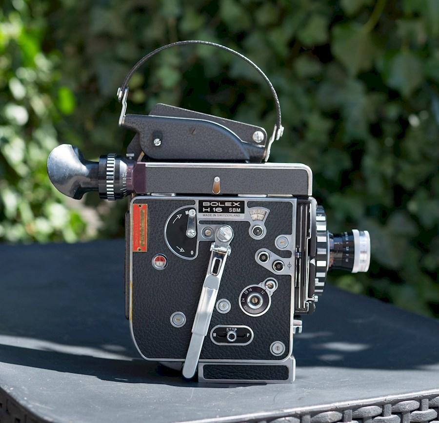 Rent Bolex SBM Reflex (16mm... from ELOI DU CINEMA