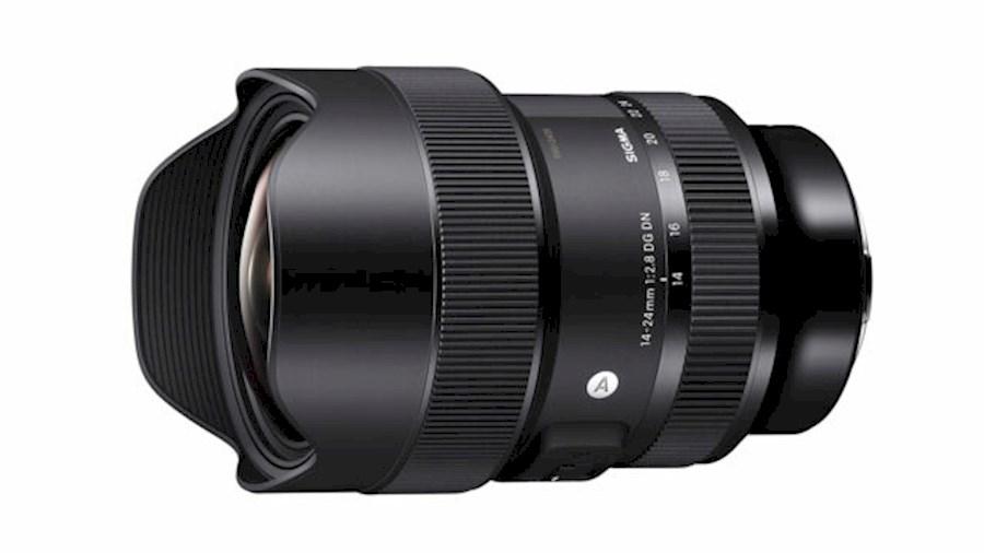 Huur Sigma Lens 24-70mm (L-... van Rene