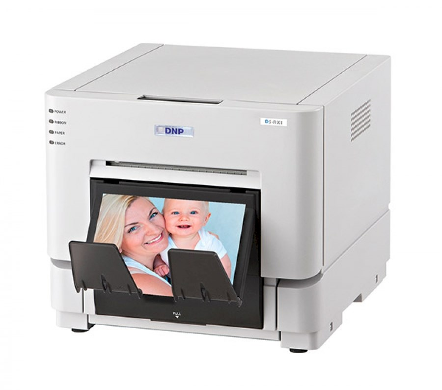 Rent a DNP DS-RX1 Digital Dye Sublimation Photo Printer in Haarlem from ErikJan
