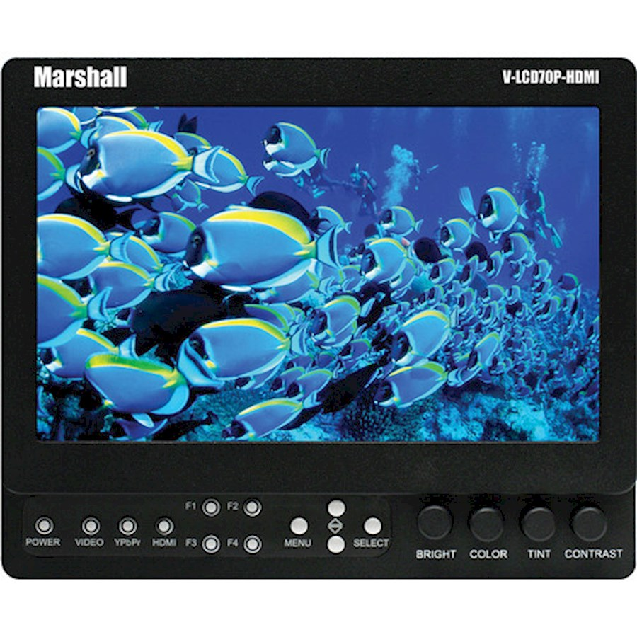 Rent Marshall V-LCD70XP-HDMI from KNOWLE