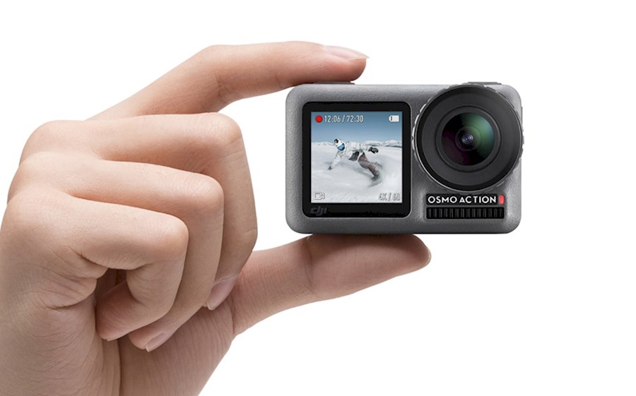 Rent DJI Osmo Action from KNOWLE