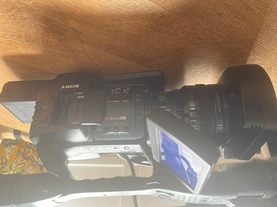 Huur een Camera Sony xdcam ex in Bruxelles van Michaël