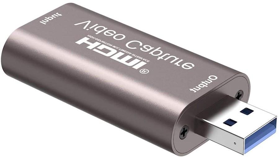 Huur HDMI Video Capture Card van Wiebe