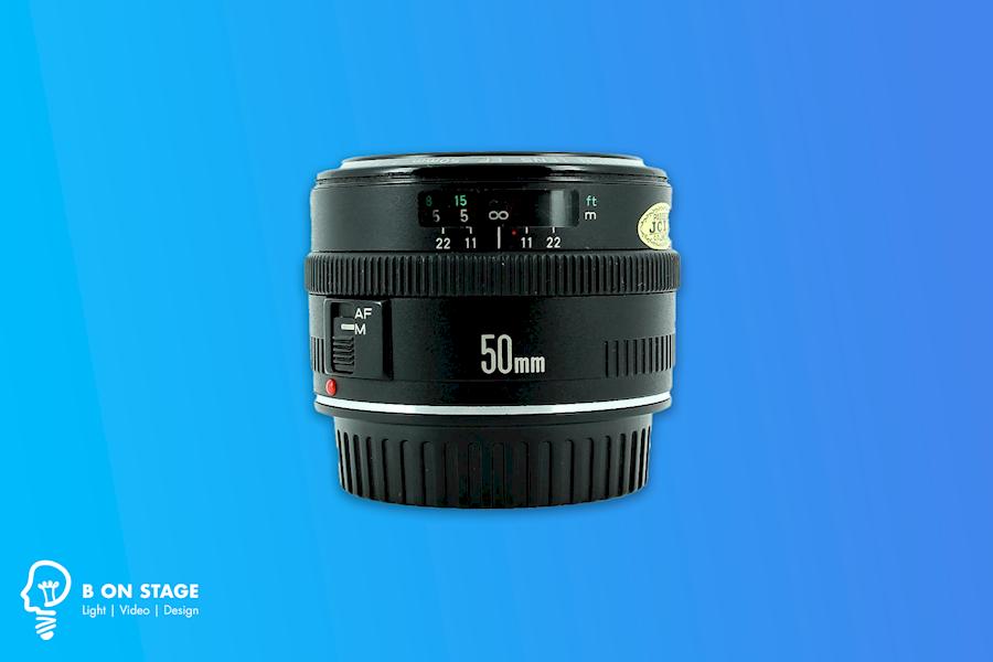 Louez Canon EF 50mm f/1-1.8 de BART PRINSEN