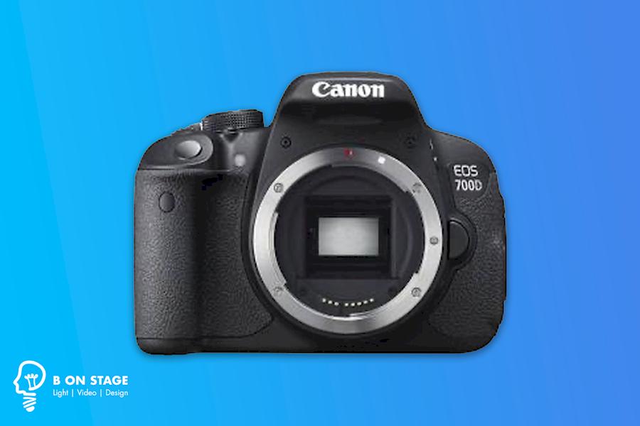 Huur Canon EOS 700D + EF-S ... van BART PRINSEN