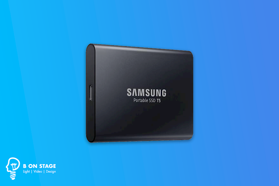 Rent Samsung Portable SSD T... from BART PRINSEN