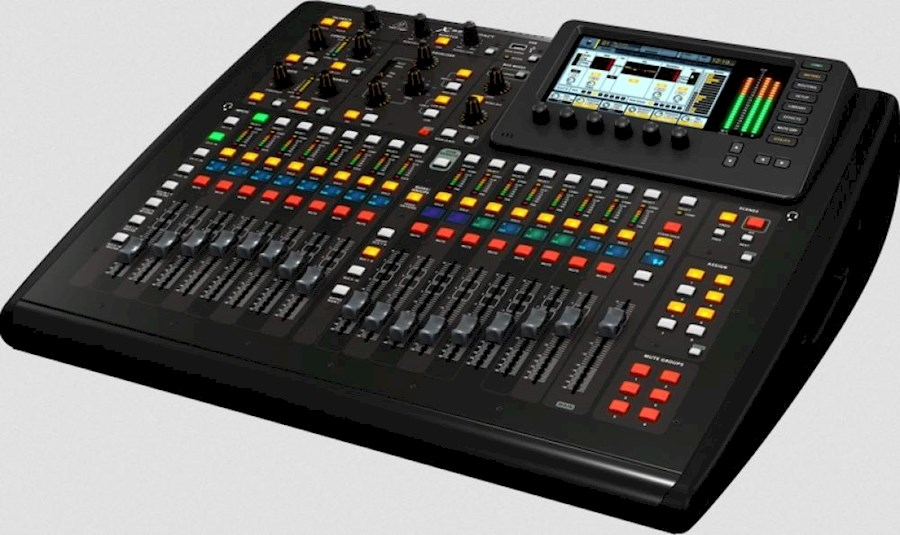 Rent Behringer X32 from Justice